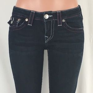 True Religion Skinny W 28 ( Excellent )